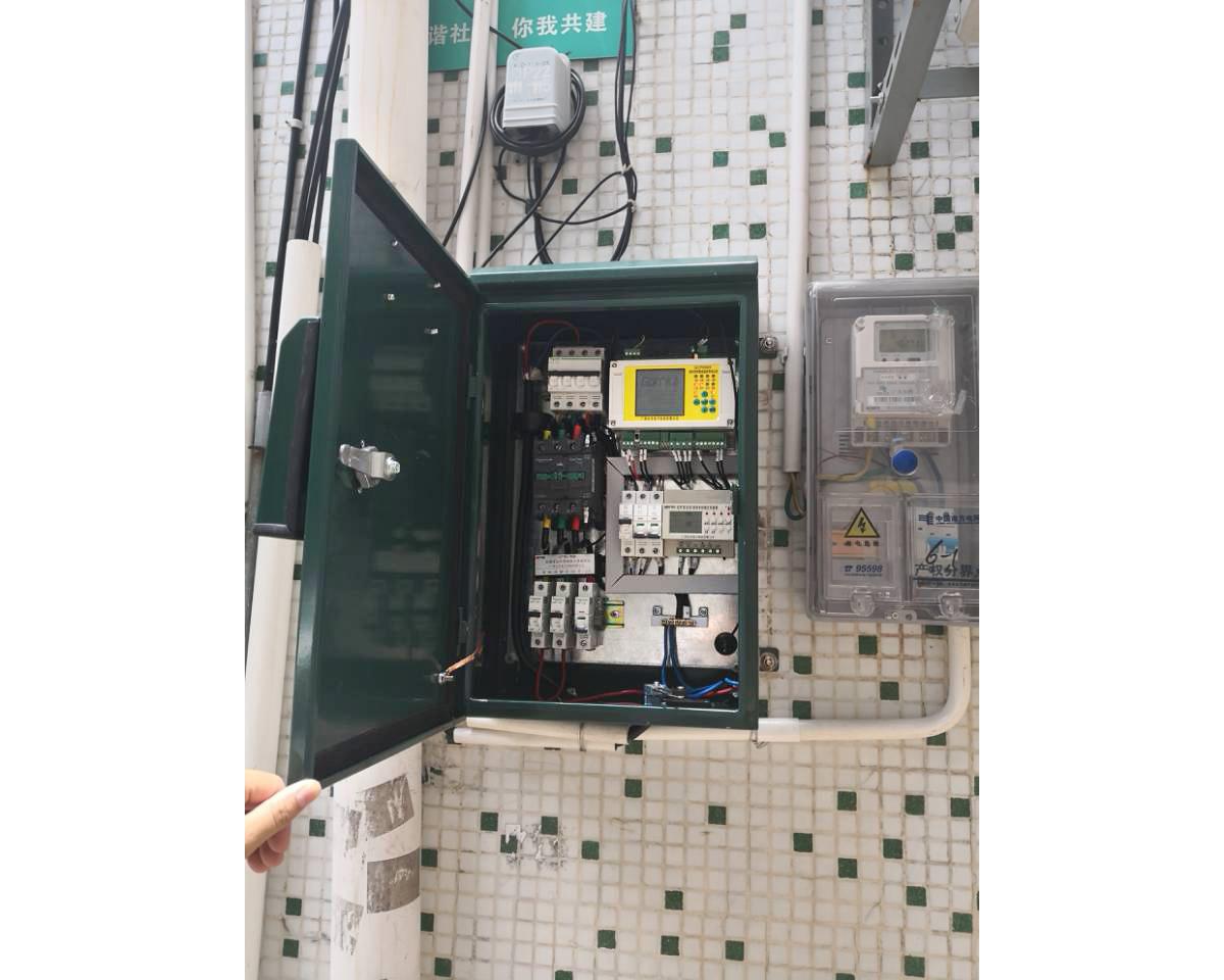 路灯防触电控制器